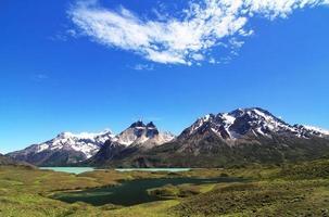 National Park Torres del Paine photo