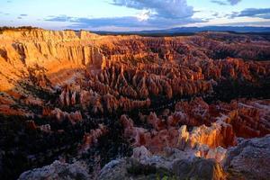 parque nacional bryce canyon foto
