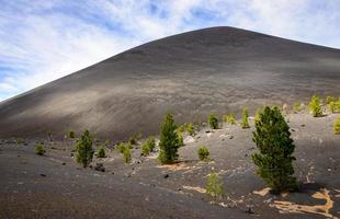 parque nacional volcánico lassen foto
