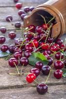 cherries photo