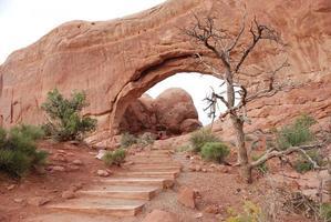 Arches National Park, Moab Utah photo