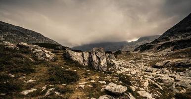 Retezat National Park photo