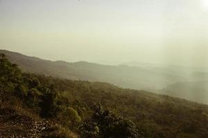 Phuhinrongkla National Park,THAILAND photo