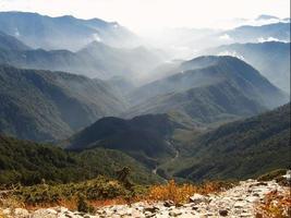 Yushan National Park, Taiwan photo