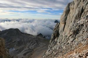 parque nacional de triglav, eslovenia foto