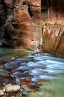 estreitos do parque nacional de zion