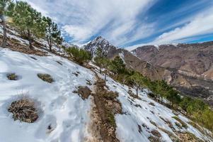 Mount Toubkal National Park Morocco