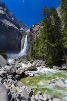 Lower Yosemite Falls photo