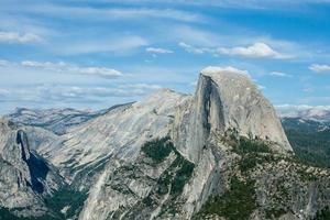 Half Dome at Yosemite National Park photo