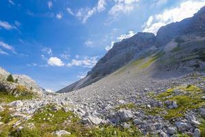 Beautiful mountains of Triglav national park photo