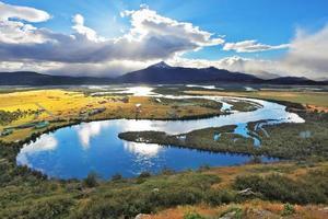 National Park Chile - Torres del Paine photo