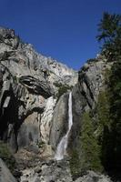 Lower Yosemite Falls Yosemite National Park photo