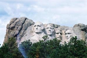 memorial nacional del monte rushmore foto