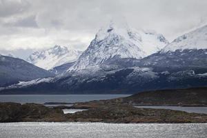 National park Tierra del Fuego, Patagonia, Argentina photo