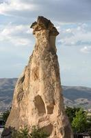Rock formations in Goreme National Park. Cappadocia photo