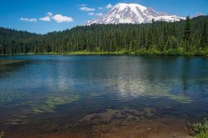 Mt. Rainier photo