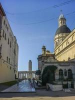 Toward The National Flag Park In Rosario photo