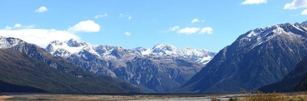 Arthur's pass National Park New Zealand