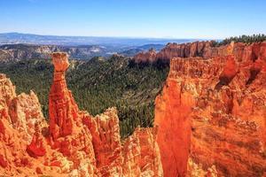 agua canyon in Bryce Canyon National Park, Utah