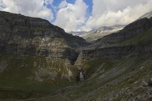 Ordesa National Park, mountains of the Pyrenees