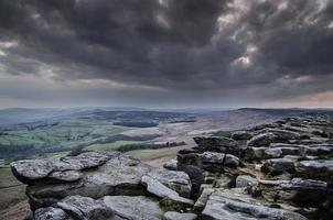 tormenta de borde stanage