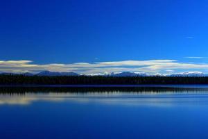 Blue Tranquil Jenny Lake