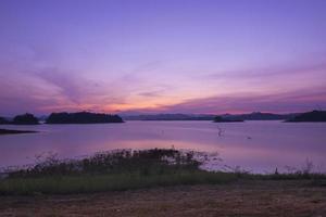 escénico parque nacional pompie, kanchanaburi, tailandia foto
