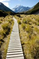 Parque Nacional Mount Cook - Nueva Zelanda