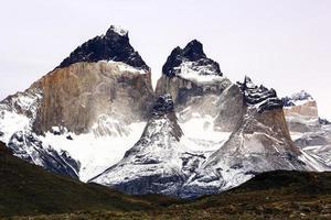 Torres del Paine National Park, Chile. photo