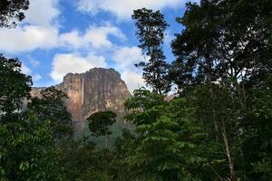 angel falls, parque nacional canaima, venezuela