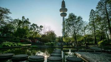 hamburg planten un bloom dolly shot dslr time lapse