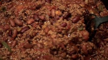 Stirring Chili video