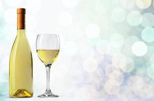 Wine, Bottle, White Wine