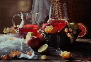 wine sangria photo