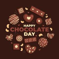 Delicious Happy Chocolate Day