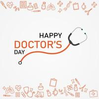 Happy Doctor's Day Card For All Corona Warriors