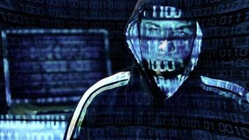 portrait de hacker