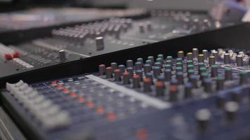 table de mixage video
