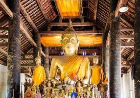 Image of Buddha in Vat Visounnarath
