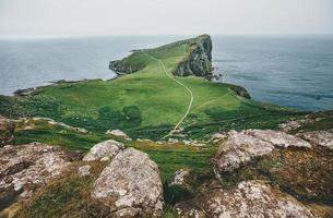 Neist Point, Isle of Skye, Scotland.