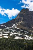 Mt.Wilbur and Iceberg lake photo