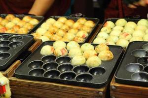 enfoque suave a takoyaki