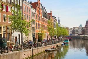 Canal Singel, Amesterdão