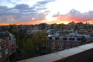 Amsterdam City Scape photo