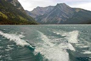 Lake Minnewanka, Canadian Rockies