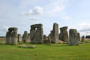 Stonehenge, el más emblemático de los monumentos