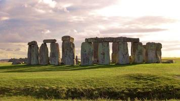 Bright Stonehenge