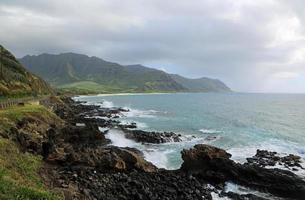 West coast of Oahu photo