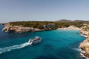 Majorca beach photo