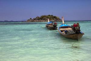 Boats, Koh Lipe photo